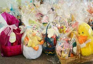 St. Gregory's Easter Baskets_1